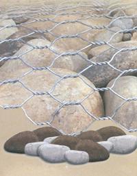 Rọ đá bọc nhựa pvc